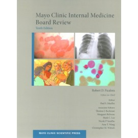 Mayo Clinic Internal Medicine Board Review - Envío Gratuito