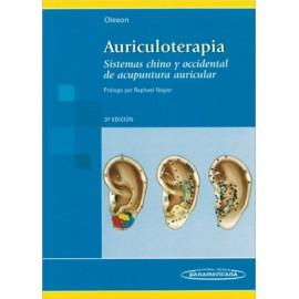 Auriculoterapia sistemas chino y occidental de acupuntura auricular - Envío Gratuito