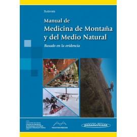 Manual de Medicina de Montaña y del Medio Natural Basado en la evidencia - Envío Gratuito