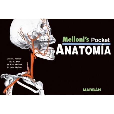 Mellonis. Anatomía Pocket - Envío Gratuito