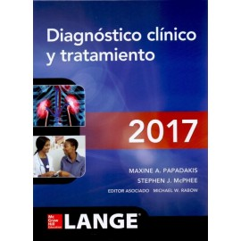 Lange. Diagnóstico Clínico y Tratamiento 2017 - Envío Gratuito