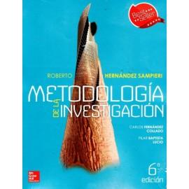 Metodología de la Investigación - Envío Gratuito