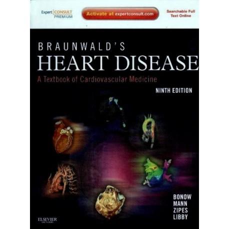 Braunwald Heart Disease: A Textbook of Cardiovascular Medicine - Envío Gratuito