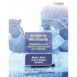 Métodos de investigación. Fundamentos de una práctica clínica basada en la evide - Envío Gratuito