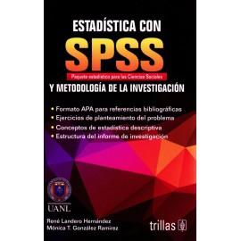 Estadística con SPSS y metodología de la investigación - Envío Gratuito