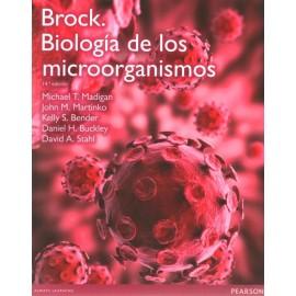 Brock. Biología de los microorganismos - Envío Gratuito