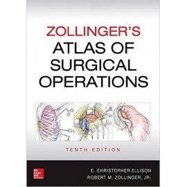 Zollinger. Atlas of Surgical Operations - Envío Gratuito