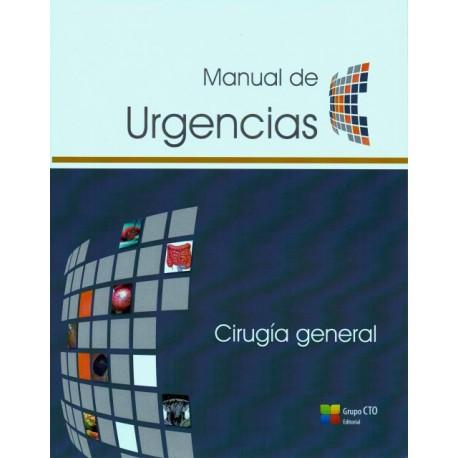 Manual de urgencias. Cirugía general - Envío Gratuito
