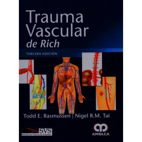Trauma Vascular de Rich - Envío Gratuito