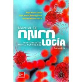 Manual de oncología procedimientos medico quirúrgicos