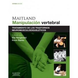 Maitland. Manipulación vertebral: Tratamiento de los trastornos neuromusculoesqueléticos - Envío Gratuito