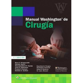 Manual Washington de cirugía