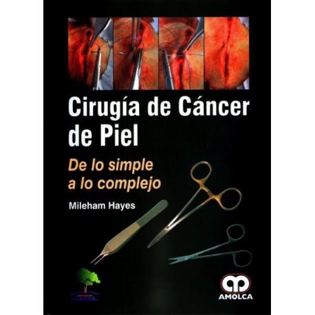 Cirugía de cáncer de piel - Envío Gratuito