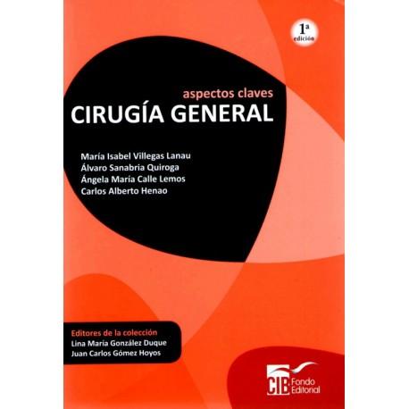 Aspectos claves: Cirugía general - Envío Gratuito