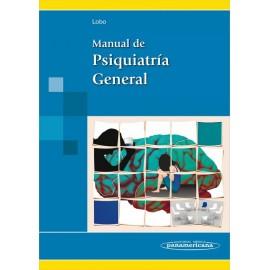 Manual de psiquiatría general - Envío Gratuito
