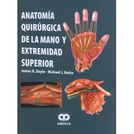 Anatomía Quirúrgica de la Mano y Extremidad Superior
