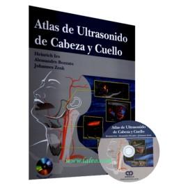 Atlas de ultrasonido de cabeza y cuello - Envío Gratuito