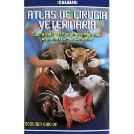 Atlas de cirugía veterinaria - Envío Gratuito