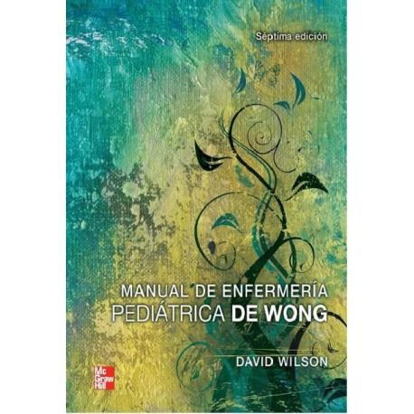 Manual de Enfermería Pediátrica de Wong - Envío Gratuito