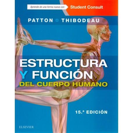 Estructura y función del cuerpo humano - Envío Gratuito
