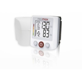 Baumanometro digital de muñeca Rossmax BQ705 - Envío Gratuito