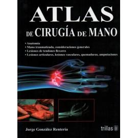 Atlas de cirugía de mano