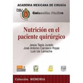 CPAMC: Nutrición en el paciente quirúrgico