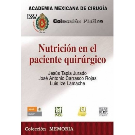 CPAMC: Nutrición en el paciente quirúrgico - Envío Gratuito