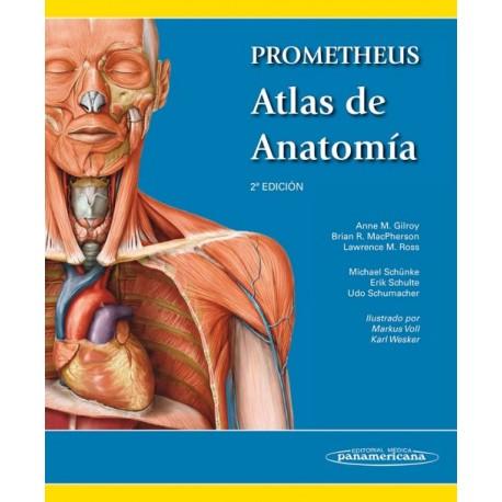 Prometheus. Atlas de Anatomía - Envío Gratuito