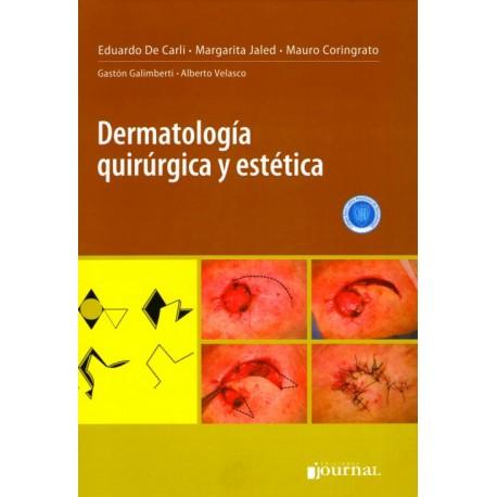 Dermatología quirúrgica y estética Journal - Envío Gratuito