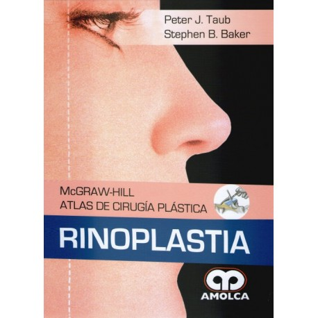 Atlas de Cirugía Plástica - Rinoplastia Amolca - Envío Gratuito