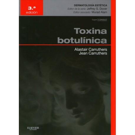Toxina botulínica ELSEVIER - Envío Gratuito