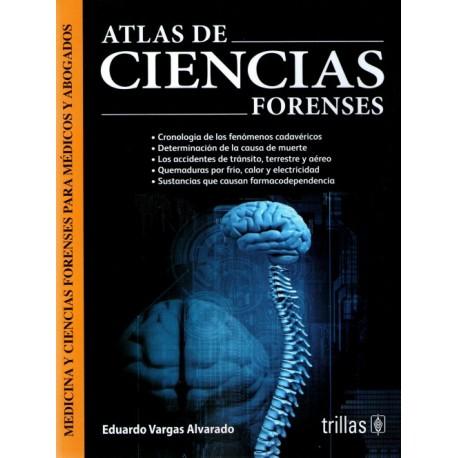 Atlas de ciencias forenses - Envío Gratuito
