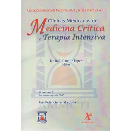 CMMCTI Vol. 2: Insuficiencia renal aguda - Envío Gratuito