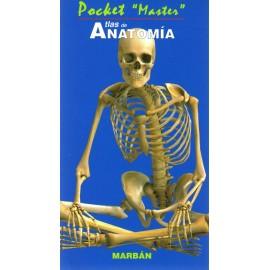 Pocket Master. Atlas de Anatomía
