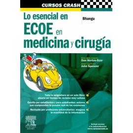 Cursos crash: Lo esencial en ECOE en medicina y cirugía - Envío Gratuito