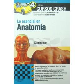 Cursos crash. Lo esencial en Anatomía - Envío Gratuito