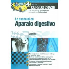 Cursos crash: Lo esencial en aparato digestivo - Envío Gratuito