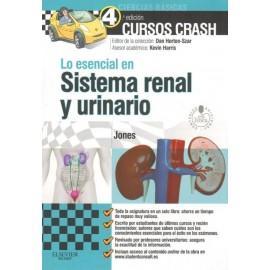 Cursos crash. Lo esencial en Sistema renal y urinario - Envío Gratuito