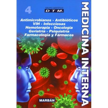 DTM. Medicina Interna 4 - Envío Gratuito