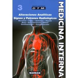 DTM. Medicina Interna 3 - Envío Gratuito