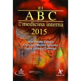 El ABC de la medicina interna 2015 - Envío Gratuito