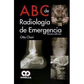 ABC de radiología de emergencia - Envío Gratuito