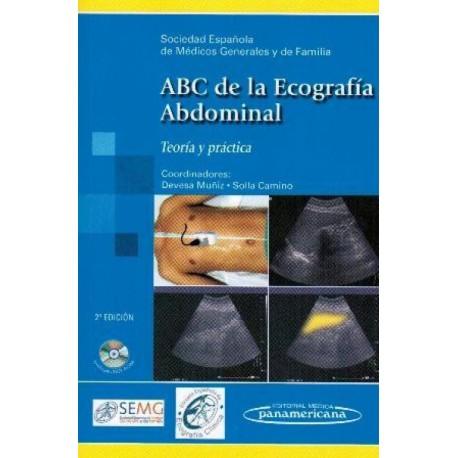 ABC de la ecografía abdominal, teoría y práctica - Envío Gratuito