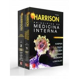 Harrison. Principios de Medicina Interna 2 Volúmenes