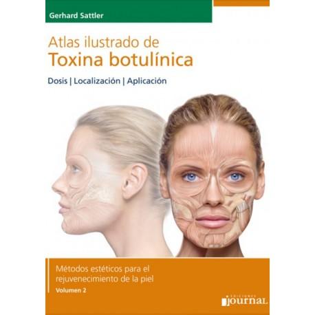 Atlas Ilustrado de Toxina Botulínica Journal - Envío Gratuito