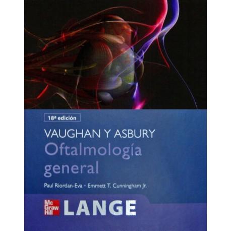 LANGE. Vaughan y Asbury Oftalmología general - Envío Gratuito