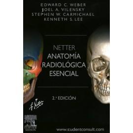 Netter. Anatomía radiológica esencial - Envío Gratuito