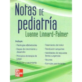 Notas de pediatría - Envío Gratuito