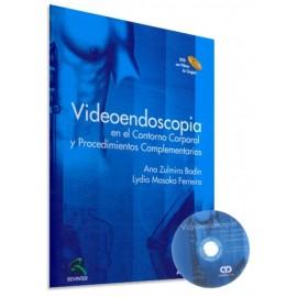 Videoendoscopia en el Contorno Corporal y Procedimientos Complementarios + DVD Amolca